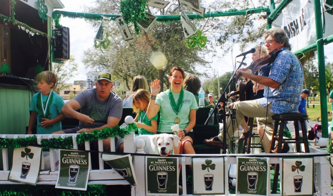 39th SAINT PATRICK'S DAY PARADE – WINTERPARK, FL