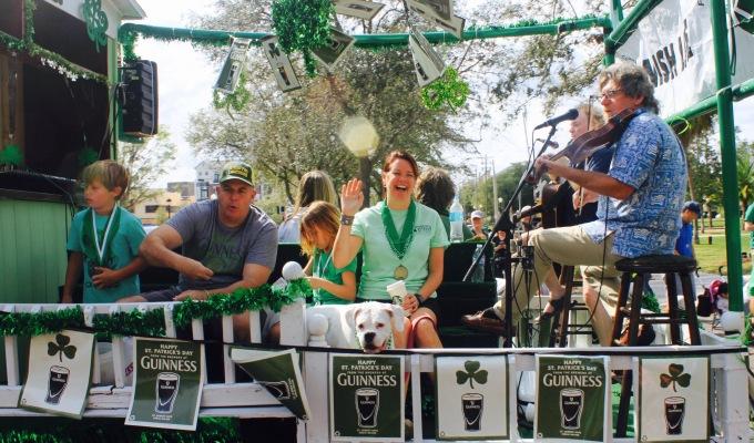 39th SAINT PATRICK'S DAY PARADE – WINTERPARK,FL