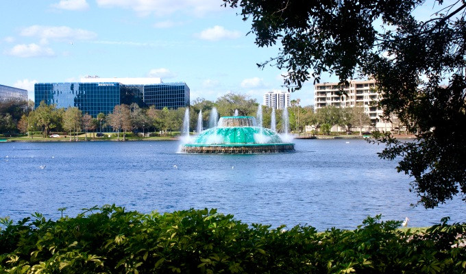 The Two-Faced World – Orlando,Florida
