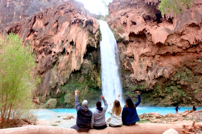 Havasu Falls, The Hidden Treasure of Planet