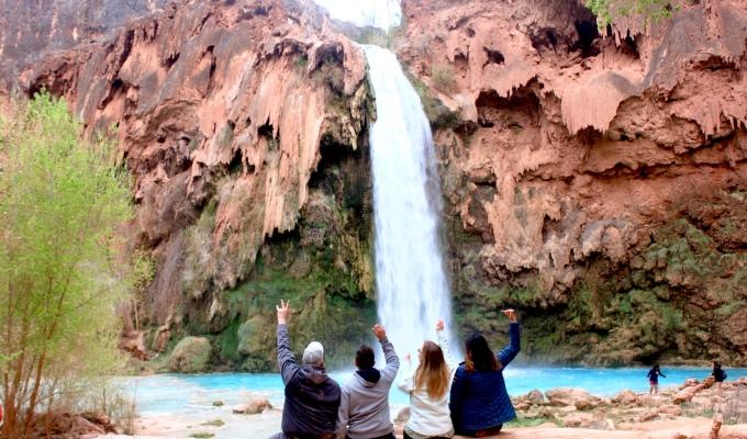 Havasu Falls, The Hidden Treasure ofPlanet