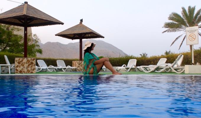 Golden Tulip Resort, Dibba,Oman