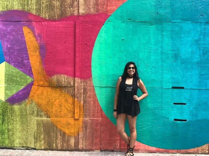 Street Art, Austin (TX), USA, 2016
