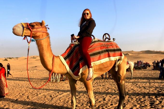 Sarah W., Dubai, 2018