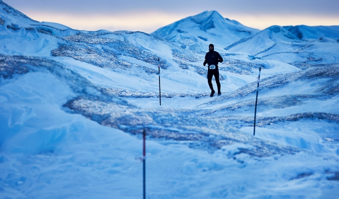 Add 'the coolest marathon on earth' to your bucketlist