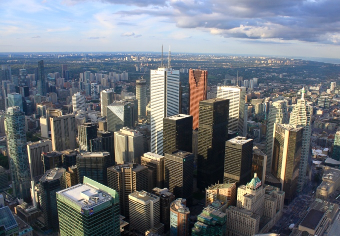 Toronto's Skyscrapers