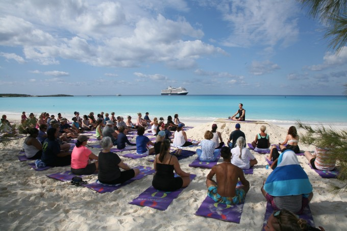 Just Breathe_Yoga_Half Moon Cay