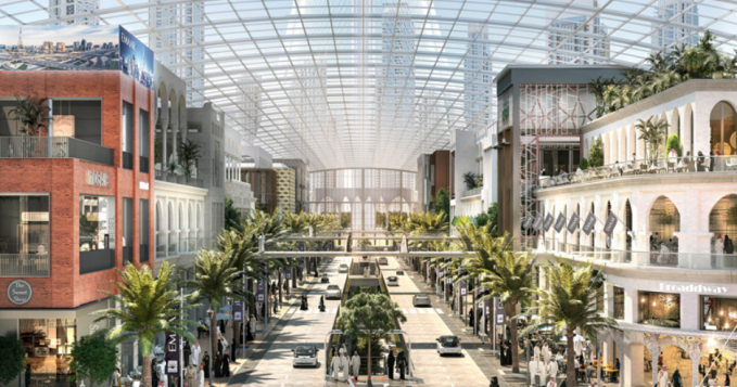 World's Largest Mall To Open In Dubai By2021